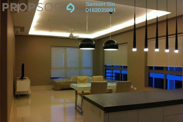 For Rent Condominium at Sixceylon, Bukit Ceylon Freehold Fully Furnished 3R/2B 4.8k