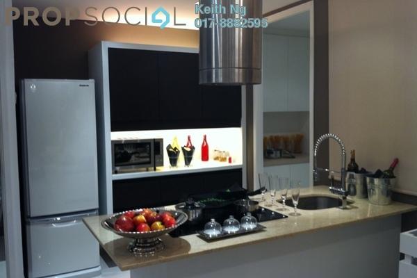 For Sale Condominium at Boulevard Residence, Bandar Utama Leasehold Semi Furnished 3R/2B 630k