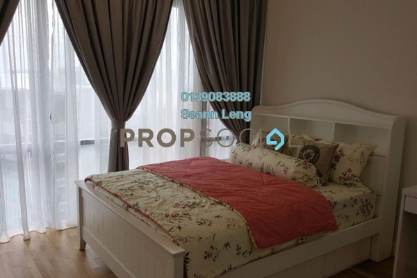 For Rent Serviced Residence at Reflection Residences, Mutiara Damansara Freehold Fully Furnished 3R/2B 3.6k