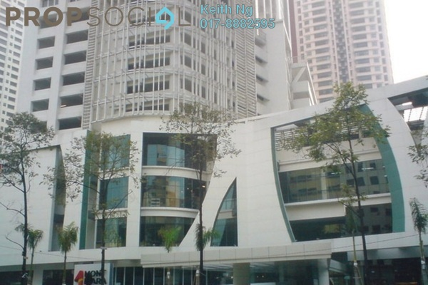 For Sale Office at One Mont Kiara, Mont Kiara Freehold Unfurnished 0R/0B 750k