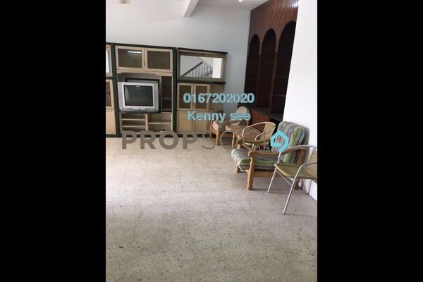 For Sale Terrace at Taman Sri Endah, Sri Petaling Leasehold Semi Furnished 5R/3B 758k