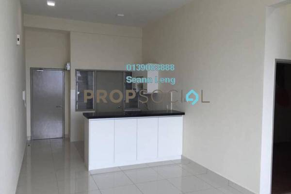 For Rent Serviced Residence at Vue Residences, Titiwangsa Freehold Semi Furnished 2R/1B 2.1k