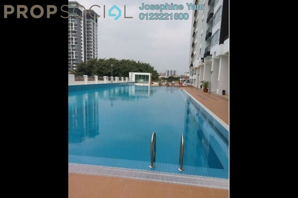 For Rent Condominium at 288 Residences, Kuchai Lama Freehold Fully Furnished 4R/4B 4k