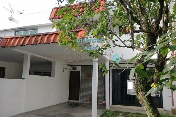 For Sale Terrace at Lembah Keramat, Wangsa Maju Leasehold Semi Furnished 4R/3B 800k