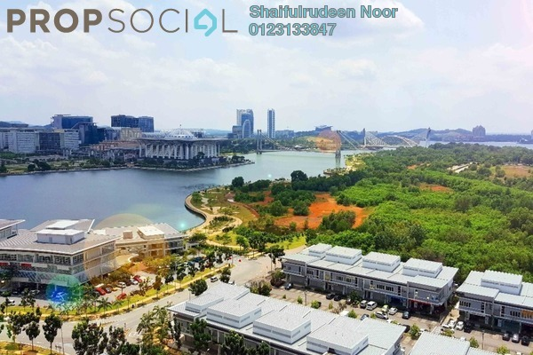 For Sale Condominium at Tamara, Putrajaya Freehold Unfurnished 3R/2B 600k