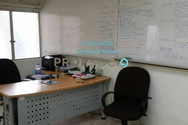 For Rent Office at Taman Kuchai Jaya, Kuchai Lama Leasehold Fully Furnished 0R/0B 2k