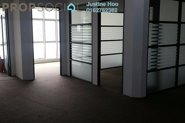 For Rent Office at Puteri 1, Bandar Puteri Puchong Freehold Semi Furnished 3R/2B 1.5k