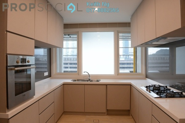 For Sale Condominium at One Menerung, Bangsar Freehold Semi Furnished 3R/3B 3.98m