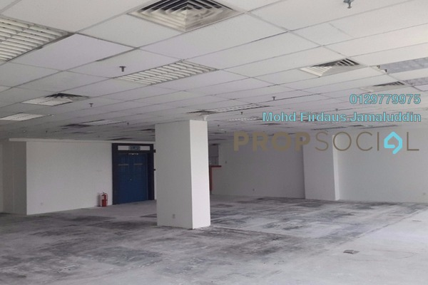 For Rent Office at Plaza Sentral, KL Sentral Freehold Unfurnished 0R/0B 13.6k