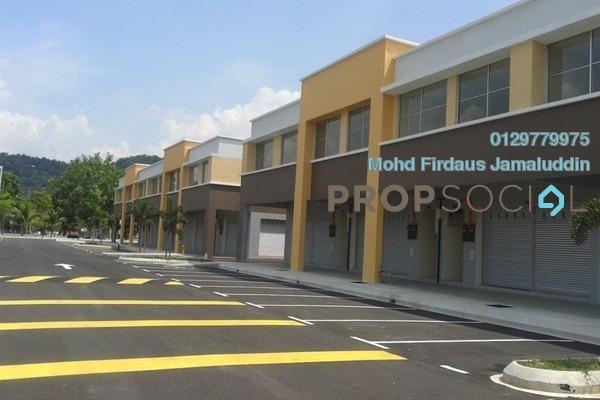 For Rent Shop at Dataran Suria, Puncak Alam Freehold Unfurnished 0R/2B 2.9k