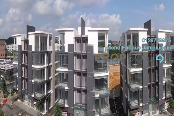 For Rent Shop at TTDI Dualis, Equine Park Leasehold Unfurnished 10R/0B 23k