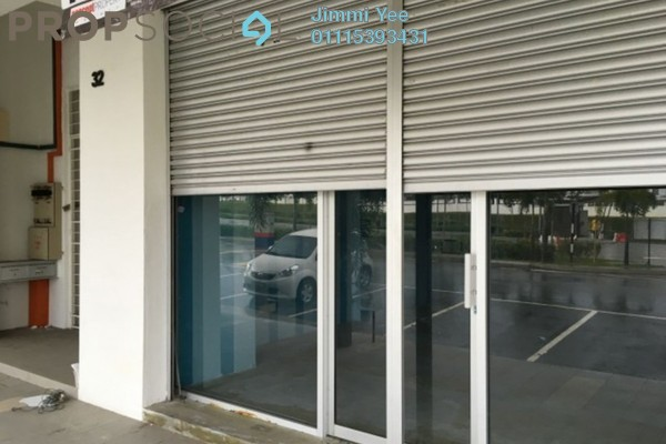 For Rent Shop at BSC Waterfront, Bandar Seri Coalfields Freehold Unfurnished 0R/2B 2.2k