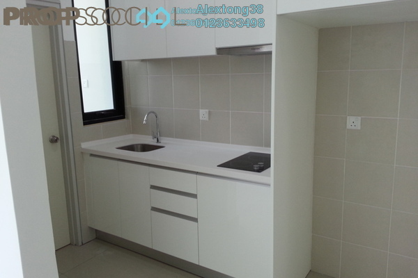 For Sale Condominium at i-Residence @ i-City, Shah Alam Freehold Semi Furnished 1R/1B 460k