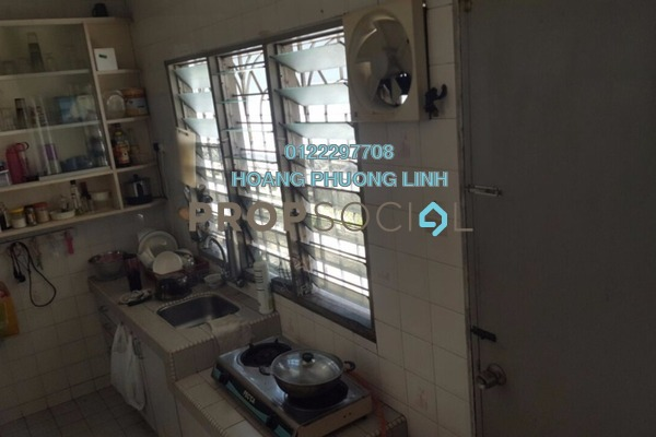For Sale Terrace at Taman SEA, Petaling Jaya Freehold Semi Furnished 4R/3B 830k