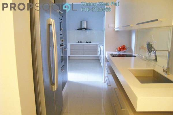 For Sale Condominium at Arena Green, Bukit Jalil Freehold Semi Furnished 3R/2B 430k