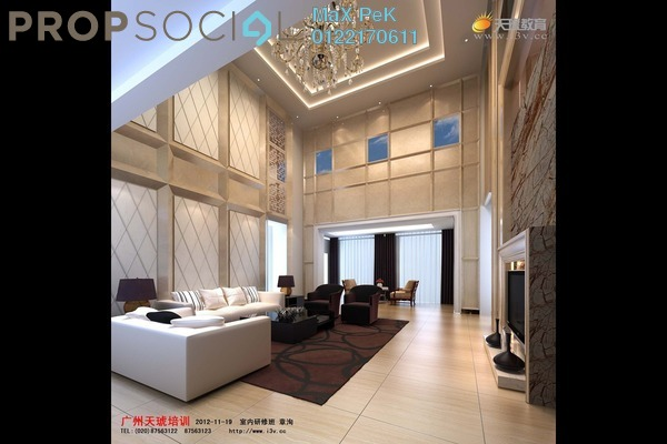 For Sale Condominium at Rica Residence, Sentul Freehold Unfurnished 2R/1B 450k