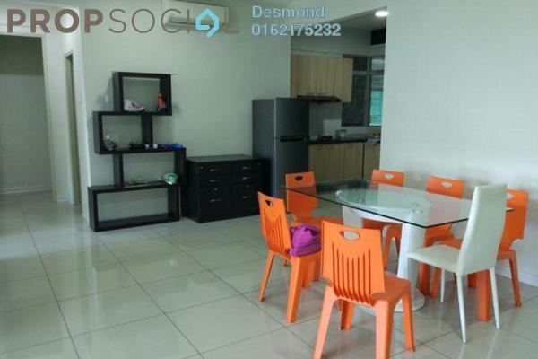 For Rent Condominium at Kiara Residence, Bukit Jalil Leasehold Semi Furnished 4R/3B 2.1k