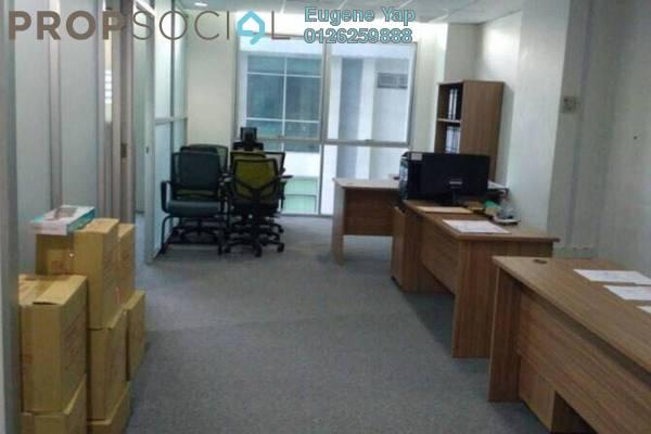 For Rent Office at Solaris Dutamas, Dutamas Freehold Semi Furnished 1R/0B 3.5k