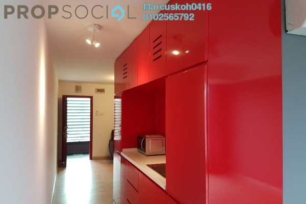 For Rent SoHo/Studio at Empire City, Damansara Perdana Leasehold Semi Furnished 1R/1B 1k