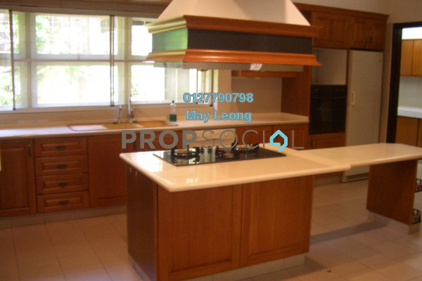 For Rent Bungalow at Bukit Pantai, Bangsar Freehold Semi Furnished 7R/5B 13k