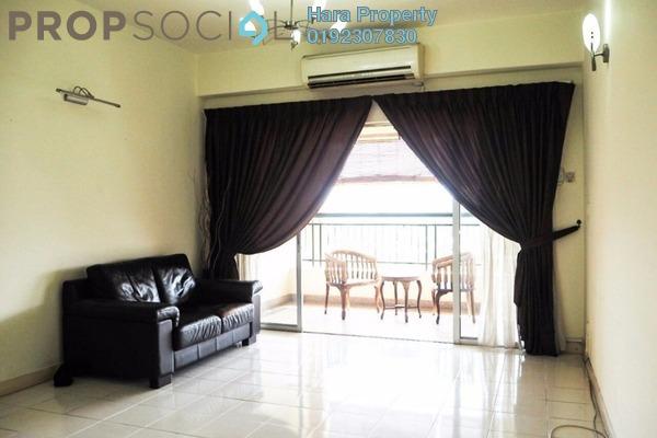 For Sale Condominium at Seri Maya, Setiawangsa Freehold Semi Furnished 3R/2B 825k