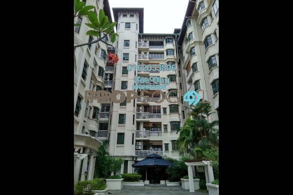 For Sale Condominium at Sri Murni, Damansara Heights Freehold Semi Furnished 4R/4B 1.88m
