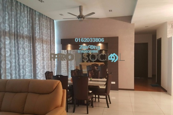 For Rent Condominium at Tropicana Grande, Tropicana Leasehold Fully Furnished 3R/4B 8.4k