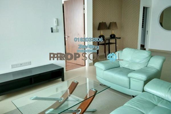 For Rent Condominium at AraGreens Residences, Ara Damansara Freehold Semi Furnished 4R/3B 4k