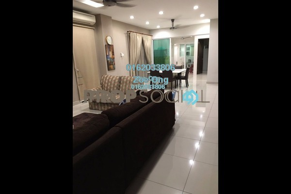 For Sale Terrace at Laman Bayu, Kota Damansara Leasehold Semi Furnished 5R/5B 1.89m