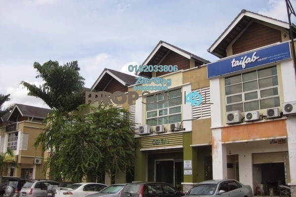 For Rent Office at Dataran Sunway, Kota Damansara Leasehold Semi Furnished 1R/1B 2k