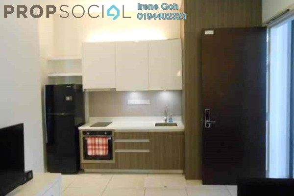 For Rent Condominium at The Light Collection II, The Light Freehold Fully Furnished 0R/1B 2.5k