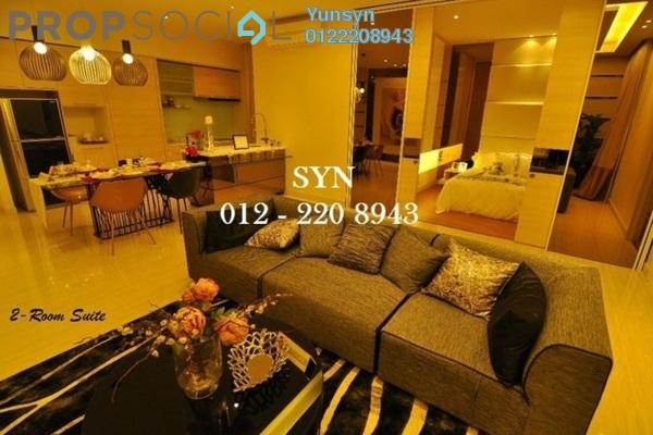For Rent Serviced Residence at Eve Suite, Ara Damansara Freehold Fully Furnished 2R/2B 2.5k