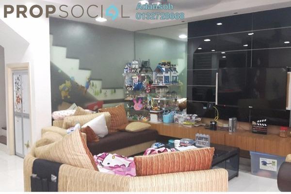 For Sale Terrace at BRP 6, Bukit Rahman Putra Freehold Semi Furnished 4R/3B 850k