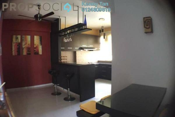 For Rent Condominium at Putra Place, Bayan Indah Leasehold Fully Furnished 3R/2B 1.6k