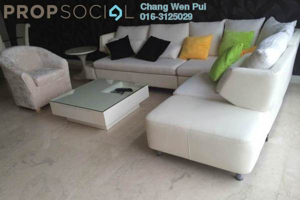 For Sale Condominium at Changkat View, Dutamas Freehold Semi Furnished 3R/2B 550.0千