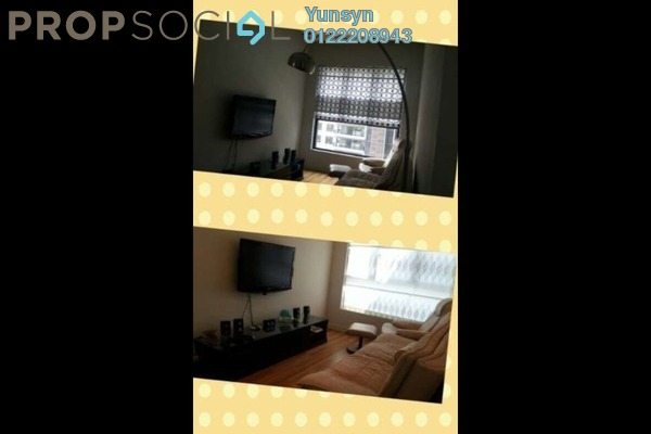 For Sale Condominium at Five Stones, Petaling Jaya Freehold Semi Furnished 3R/3B 1.5m