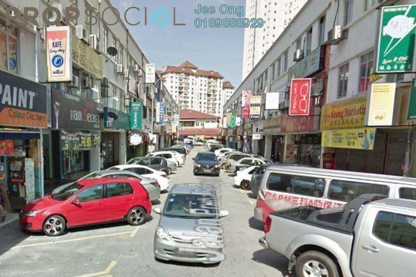 For Sale Shop at Prima Setapak I, Setapak Leasehold Fully Furnished 0R/0B 2.5m
