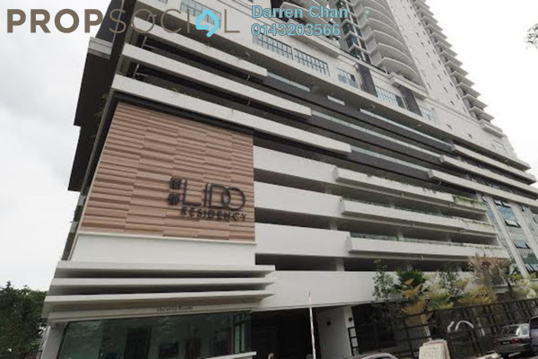 For Rent Condominium at Lido Residency, Bandar Sri Permaisuri Leasehold Fully Furnished 2R/2B 2k