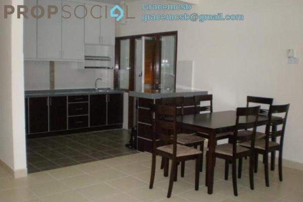For Sale Condominium at Villa Park, Seri Kembangan Freehold Semi Furnished 4R/2B 465k