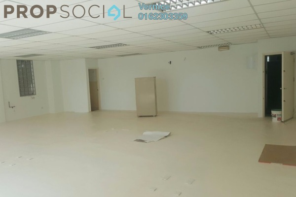 For Rent Office at Medan Putra Condominium, Bandar Menjalara Freehold Unfurnished 0R/1B 1.9k