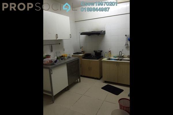 For Rent Condominium at Cova Villa, Kota Damansara Leasehold Fully Furnished 3R/2B 1.9k