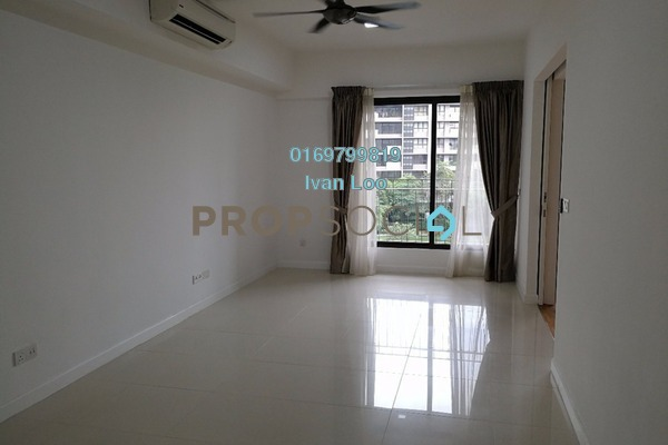 For Sale Condominium at Azelia Residence, Bandar Sri Damansara Freehold Fully Furnished 1R/1B 580k