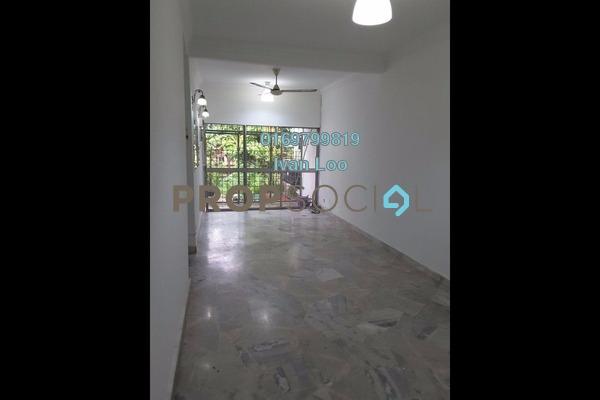 For Sale Terrace at Taman Desa Jaya, Kepong Leasehold Semi Furnished 3R/2B 600k