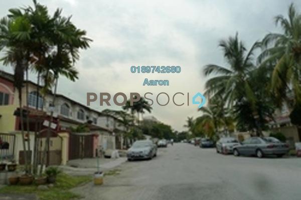 For Sale Terrace at Taman Mayang, Kelana Jaya Freehold Semi Furnished 4R/3B 1.6m