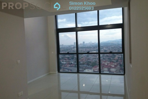 For Rent Duplex at Icon City, Petaling Jaya Leasehold Semi Furnished 0R/1B 2.5k