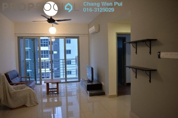 For Rent Condominium at Pandan Height, Pandan Perdana Freehold Semi Furnished 3R/2B 1.3k