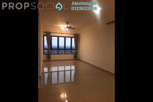 For Sale Condominium at i-Residence @ i-City, Shah Alam Freehold Semi Furnished 2R/2B 630k