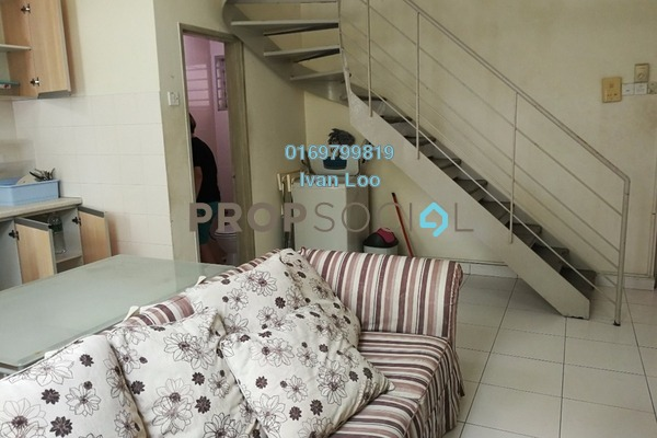 For Rent SoHo/Studio at The Domain, Cyberjaya Freehold Fully Furnished 1R/2B 1.3k