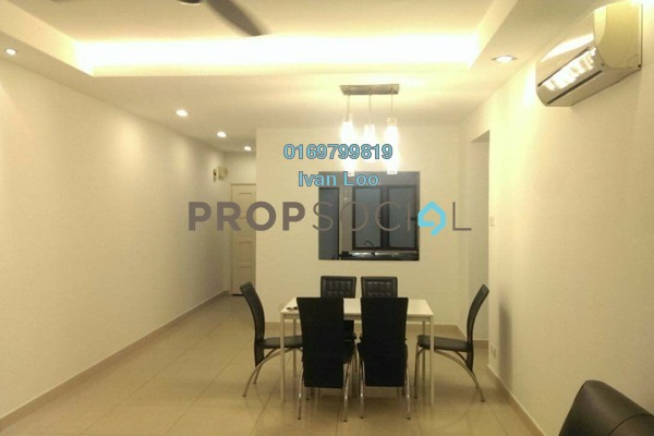 For Sale Condominium at Sri Putramas II, Dutamas Freehold Semi Furnished 4R/2B 540k