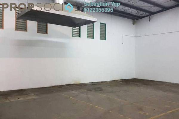 For Sale Factory at Taman Perindustrian Puchong, Puchong Freehold Unfurnished 0R/0B 3.8m